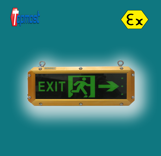 LED Explosion-proof Emergency Indicating Light3